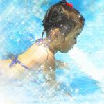 1歳の浮き輪には足入れがオススメ!プールで使える赤ちゃん人気はこれ!